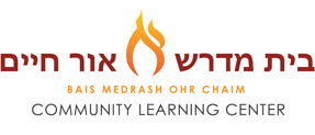 Ohr Chaim Learning Center